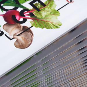 The Food People - Digital Print