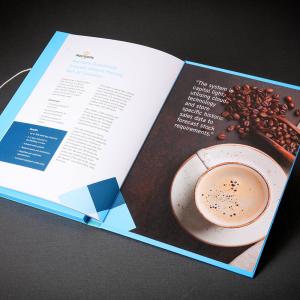 JDA - Illuminating Book - Spread - Digital Print