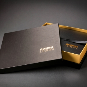 Goodall Design - Box and Book