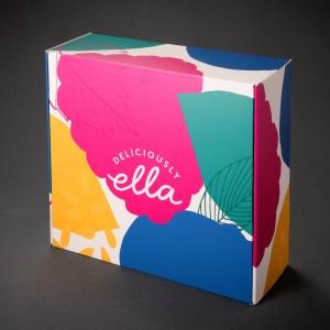 Deliciously Ella Box - Large format print