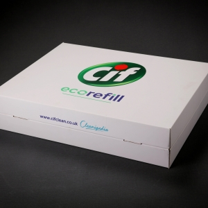 CIF - Eco-Refill Packaging Promo