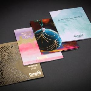 Dunelm Catalogues - 4 Different - Digital Print